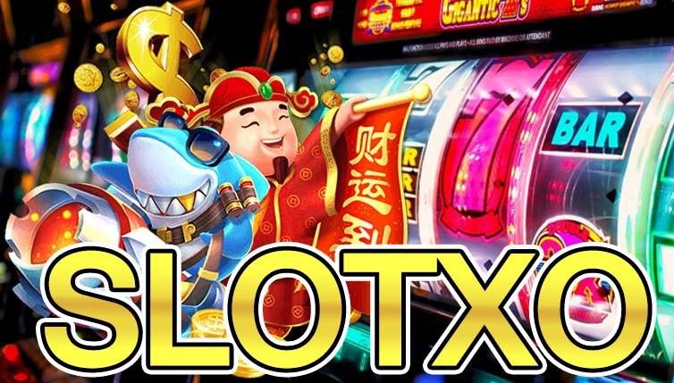 Slotxo เกมที่แจกโบนัสหนักๆ