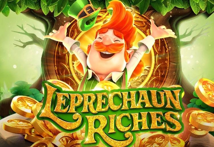 รีวิวเกม Leprechaun Riches