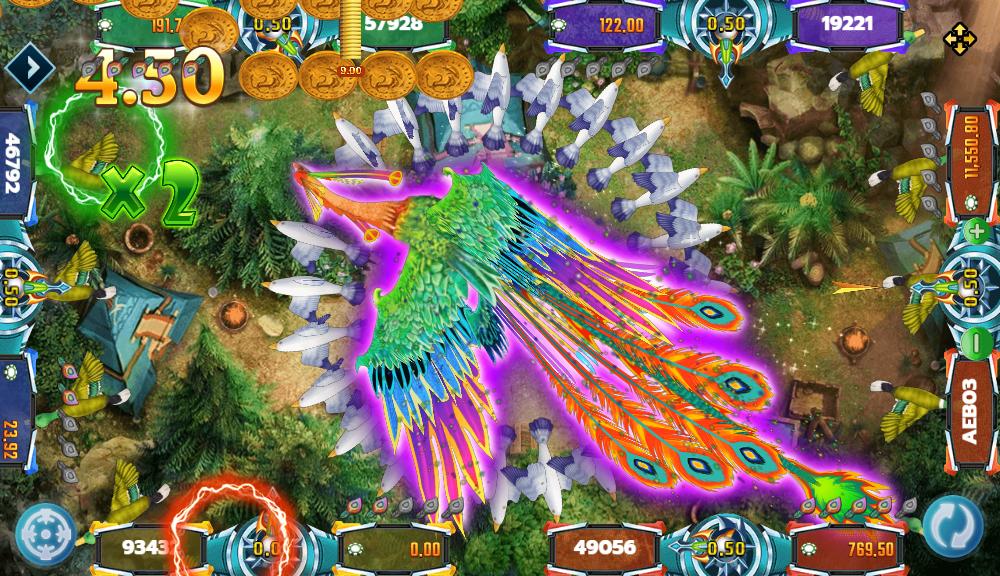 เกมยิงนก Bird paradise