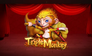 เกมน่าเล่น Triple Monkey